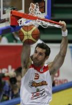 Rudy Fernandez dunks during FIBA 2009.JPG